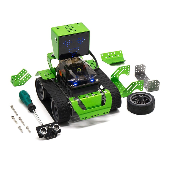 Image of Robobloq Qoopers 6-in-1 Programmable Robot