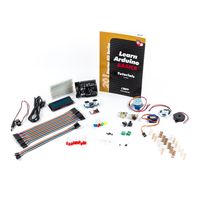 OSEPP Arduino Basics Starter Kit 201 with UNO R3 Plus