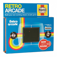 Haynes Build Your Own Retro Arcade Electronics Kit