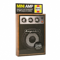 Haynes Build Your Own Mini Amp Loudspeaker Electronics Kit