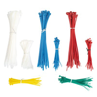 Assorted Nylon Wire Ties (300-Pack)