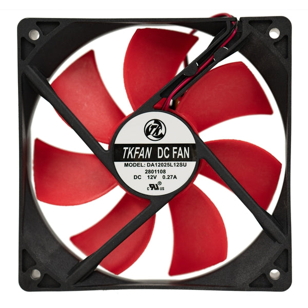 120mm High-Performance 12VDC Fan