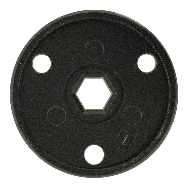 Surface-Mount Microphone Mounting Flange