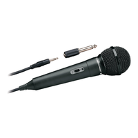Audio Technica ATR-1100 Dynamic Vocal/Instrument Unidirectional Microphone