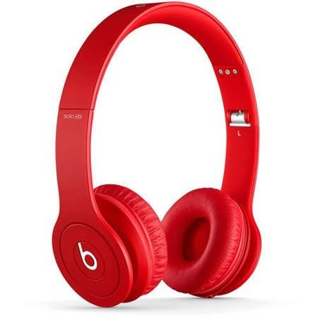 Beats by Dre SoloаЂа' Headphones (Red)