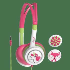 iFrogz Little Rockers - Pink/Green - Fox