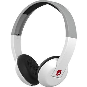 SkullCandy Bluetooth Uproar Headphones (White)