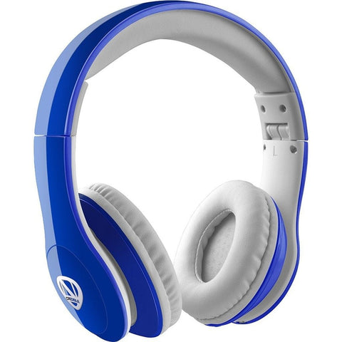 Ncredible Kids Bluetooth Headphones (Blue)