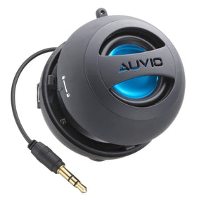 Auvio Portable Expanding Speaker (Black)