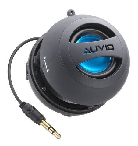 Auvio Wired Portable Expanding Speaker