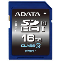 Adata 16GB SDHC Memory Card