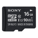 Sony UHS-I Class 10 microSD Card with SD Card Adapter