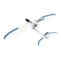 Ares Alara Beginner-Friendly RC Airplane with Hitec Red