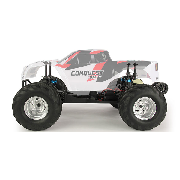 Helion Conquest 10MT XB 1:10 Scale 2WD RC Truck
