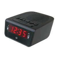 GPX Digital AM/FM Alarm Clock Radio
