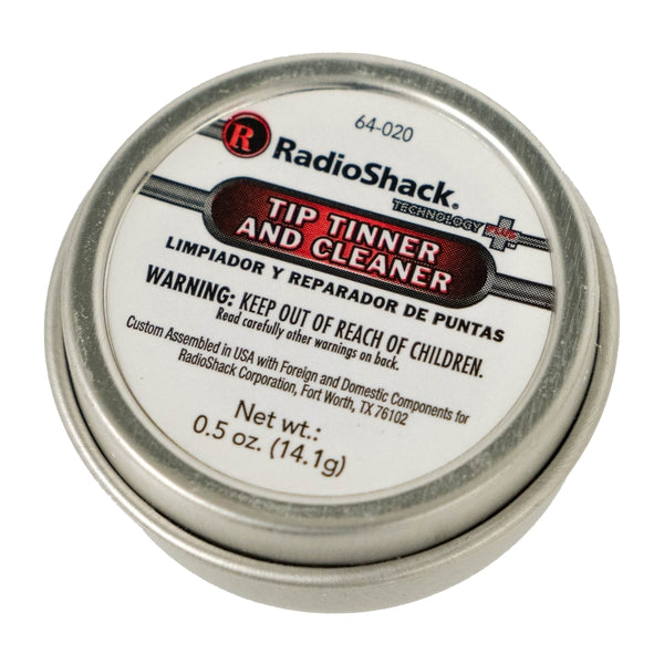 Tip Tinner and Cleaner - 0.5 oz.
