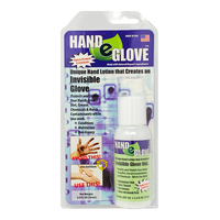 HAND-E-GLOVE Protective Barrier Lotion Gloves - 2 oz.