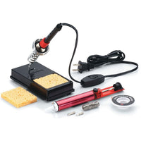 Soldering Starter Kit with 20W Soldering Iron