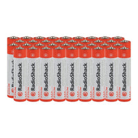 AAA Alkaline Batteries: 36-Pack
