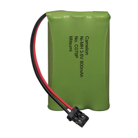 BT-446 3.6V Ni-MH Cordless Phone Battery, 800 mAh