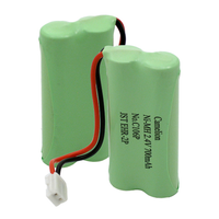 BT-6010 2.4V 700 mAh Ni-MH Cordless Phone Battery  184342 18433 BT1011