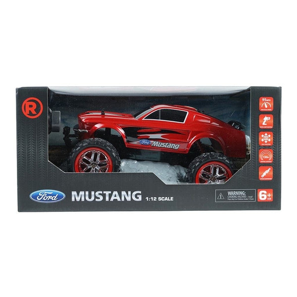 RadioShack Remote Control Ford Mustang 1:12 Scale
