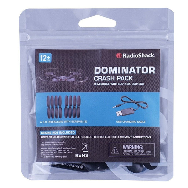 Dominator 2.0 Drone Crash Pack