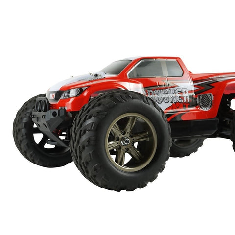 LiteHawk Crusher Monster Truck - Remote Control