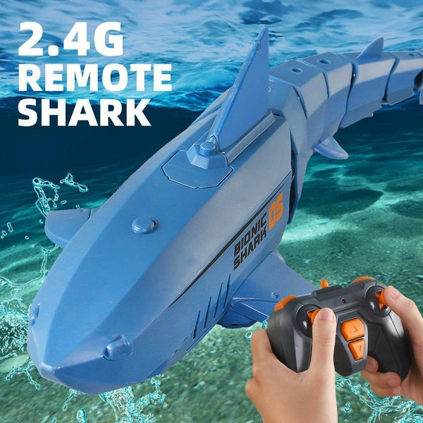 Image of 2021 Remote Control Shark for Kids