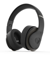 NCredible AX1 Over-Ear Wireless Bluetooth Headphones: Black  		 /  Gunmetal