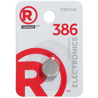 386/301 1.55V Silver-Oxide Button Cell Battery