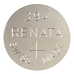 394 1.55V Silver-Oxide Button Cell Battery