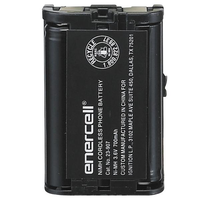 3.6V 700mAh Cordless Phone Battery