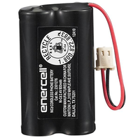 2.4V 800mAh Ni-Cd Cordless Phone Battery