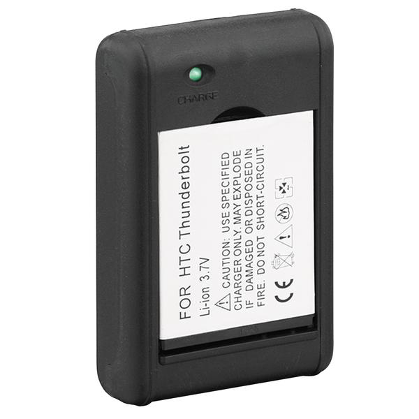 HTC Thunderbolt Combo Battery and Charger