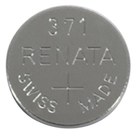 371 1.55V Silver-Oxide Button Cell Battery