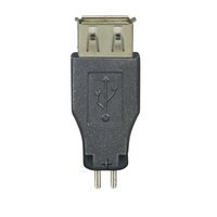 Adaptaplug USB A  - Black