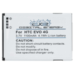 HTC Evo Replacement Battery