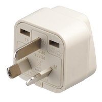 Australian International Travel Power Plug Adapter