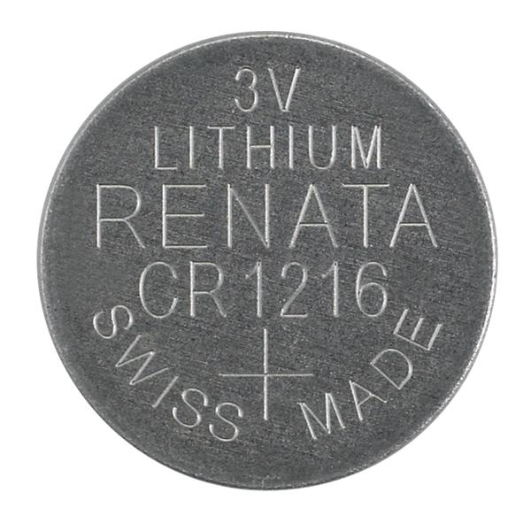 CR1216 3V Lithium Button Cell Battery