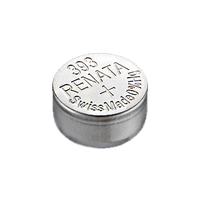 393/309 1.55V Silver-Oxide Button Cell Battery