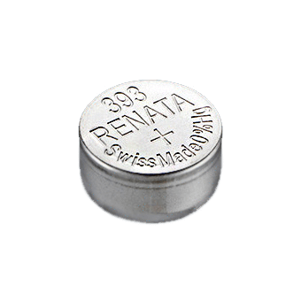 393 1.55V Silver-Oxide Button Cell Battery