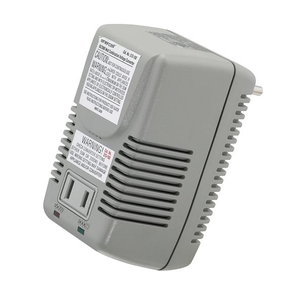 50W/2000W Foreign Travel Voltage Converter Adapter
