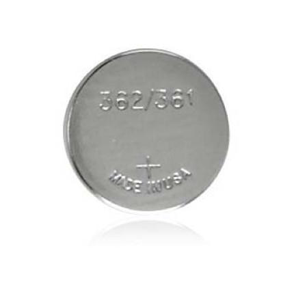 362 1.55V Silver-Oxide Button Cell Battery