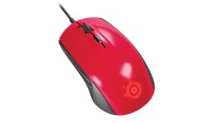 SteelSeries Rival 100 Forged Gaming Mouse (Red)