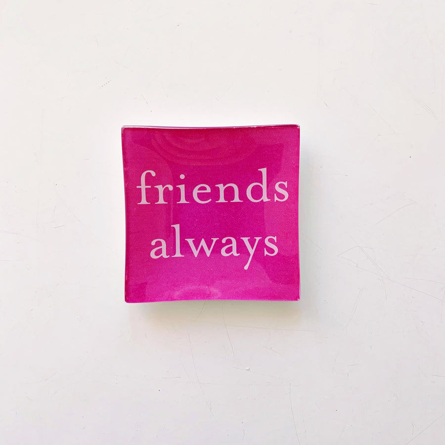 friends always Mini Tray