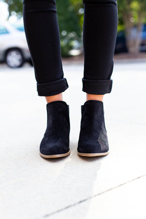 Black Glory Booties
