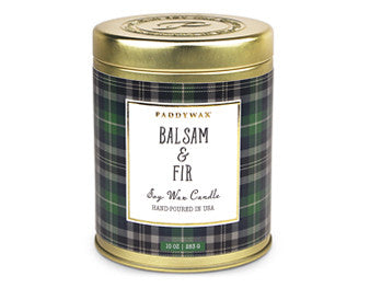 Balsam and Fir Candle