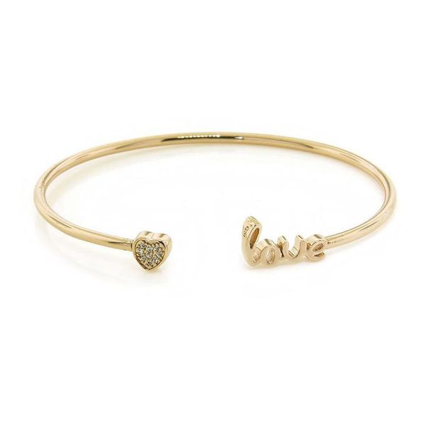 Love Heart Bangle