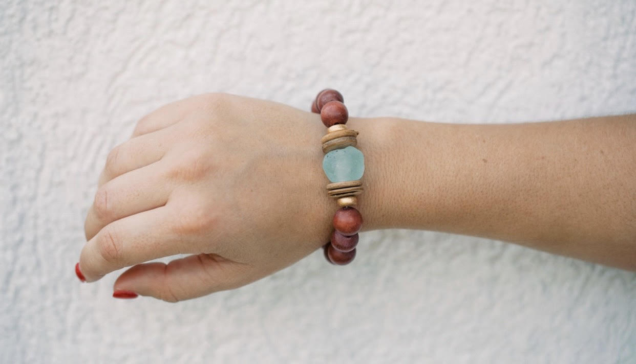 Carolina Strung Bracelet - The Taylor